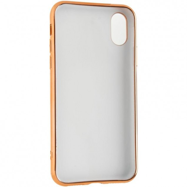 Anyland Deep Farfor Case for iPhone XS Max Pink