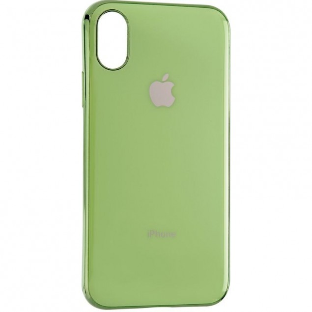 Anyland Deep Farfor Case for iPhone XS Max Green