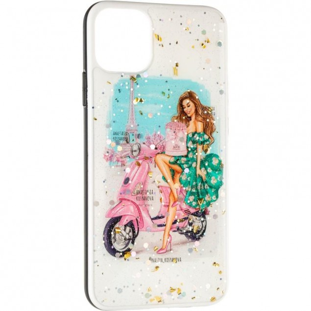 Girls Case New for iPhone X/XS №1