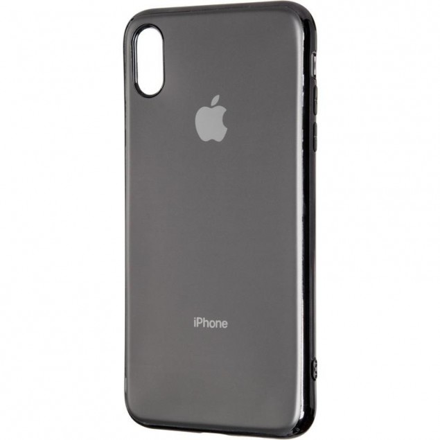 Anyland Matte Case for iPhone XS Max Grey