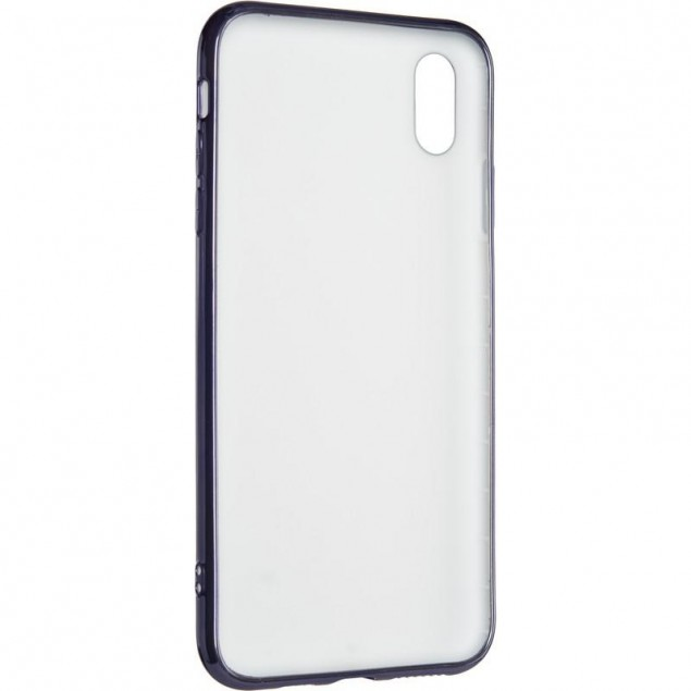 Anyland Matte Case for iPhone XS Max Violet