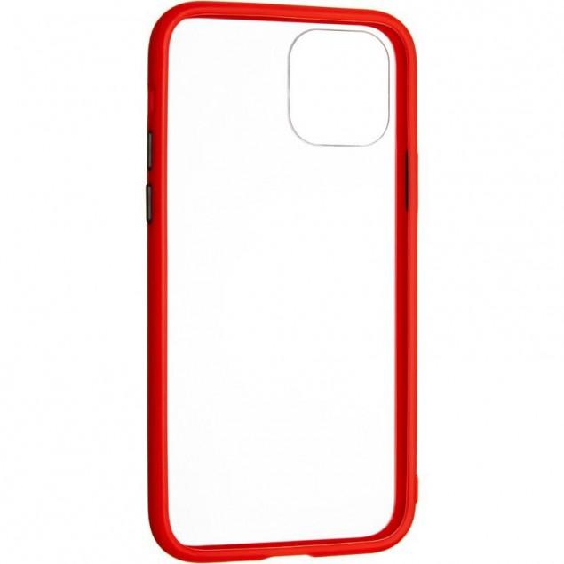 Gelius Bumper Case for iPhone 11 Pro Red
