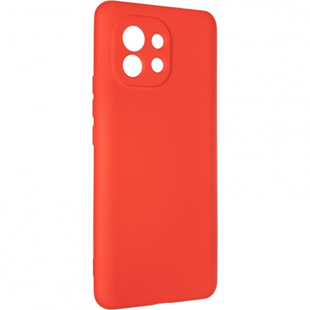 Full Soft Case for Xiaomi Mi 11Red