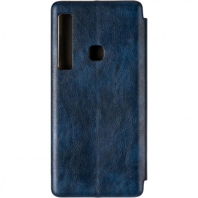 Book Cover Leather Gelius for Samsung A920 (A9-2018) Blue