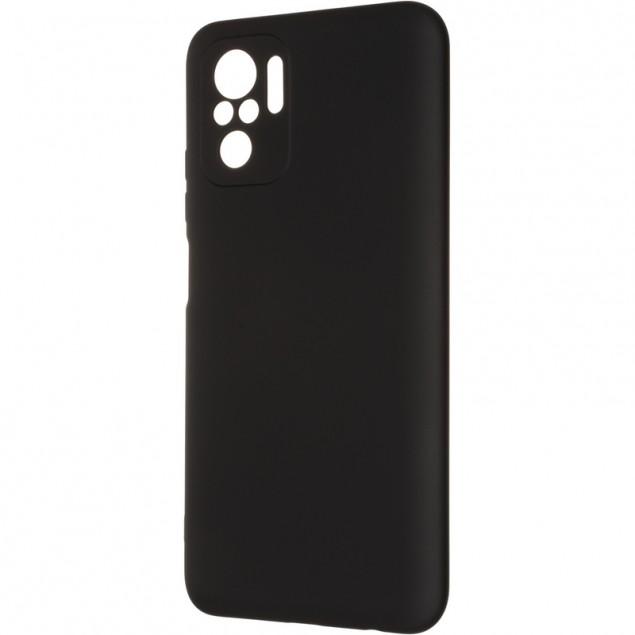 Full Soft Case for Xiaomi Redmi Note 10 Black