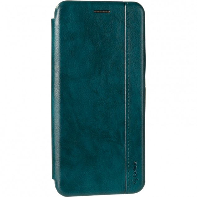 Book Cover Leather Gelius for Samsung A125 (A12) Green