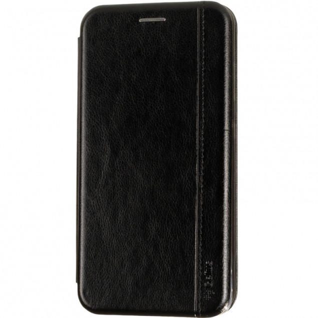Book Cover Leather Gelius for Samsung A525 (A52) Black