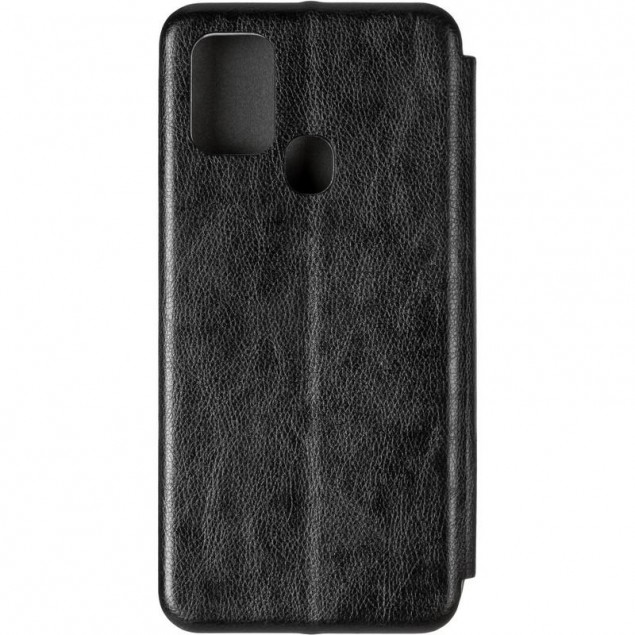Book Cover Leather Gelius for Samsung A217 (A21s) Black