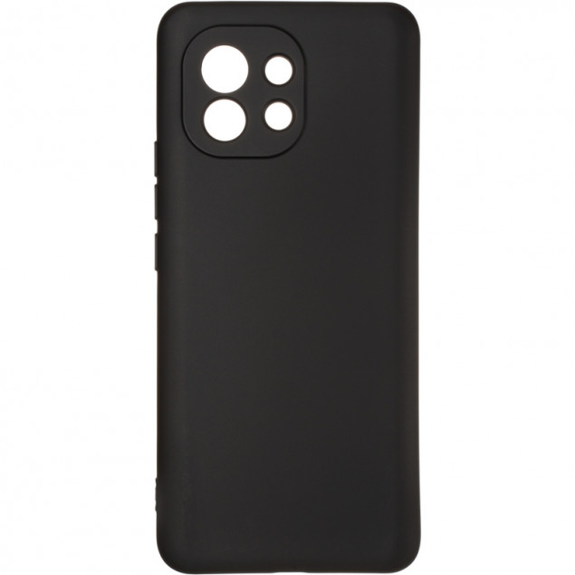 Full Soft Case for Xiaomi Mi 11 Black