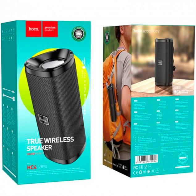 Bluetooth Speaker Hoco HC4 Black
