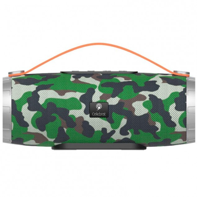 Bluetooth Speaker Celebrat SP-6 Camouflage