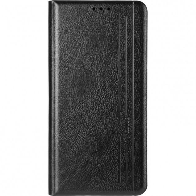 Book Cover Leather Gelius New for Samsung M315 (M31) Black