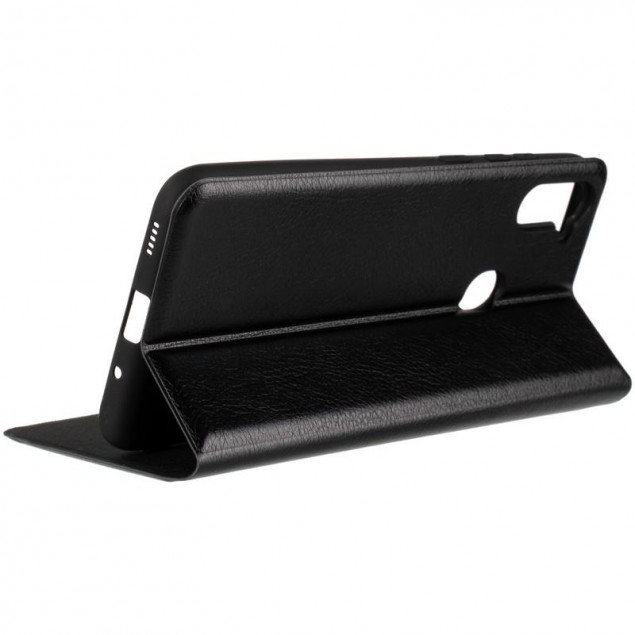 Book Cover Leather Gelius New for Samsung A115 (A11)/M115 (M11) Black