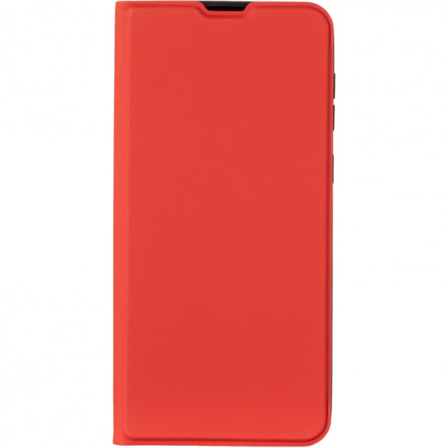 Book Cover Gelius Shell Case for Samsung A022 (A02) Red