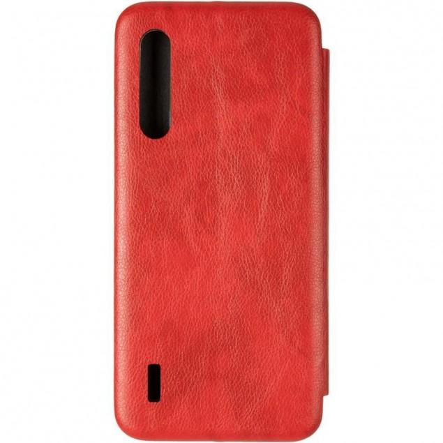 Book Cover Leather Gelius for Xiaomi Mi9 Lite/CC9 Red