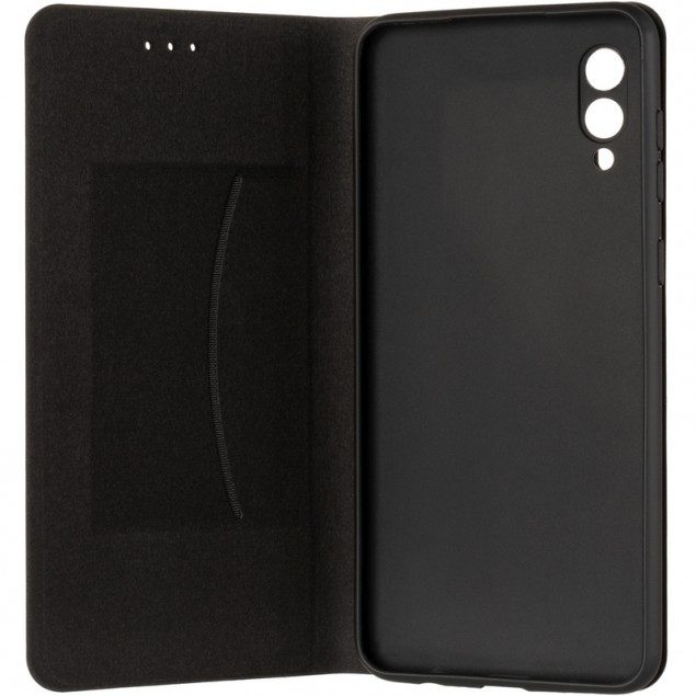 Book Cover Leather Gelius New for Samsung A022 (A02) Black