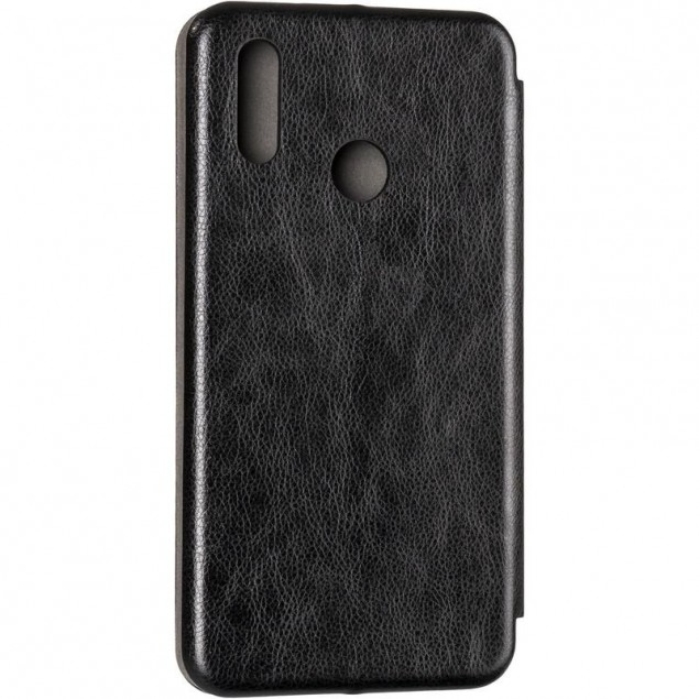 Book Cover Leather Gelius for Huawei P Smart (2019) Black
