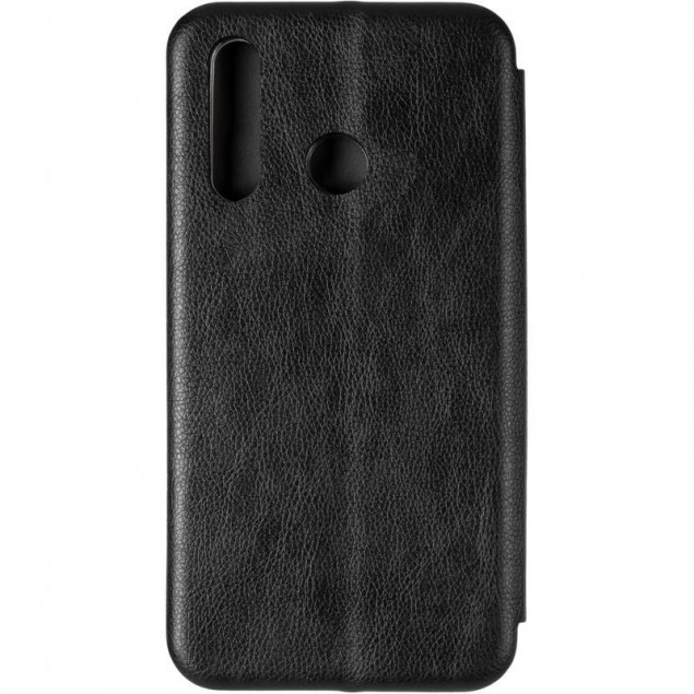 Book Cover Leather Gelius for Huawei Nova 4 Black