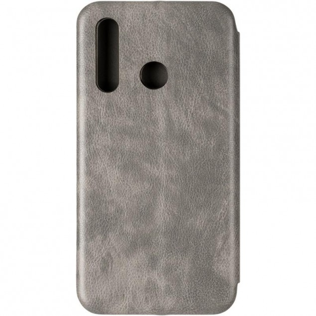 Book Cover Leather Gelius for Huawei Nova 4 Grey