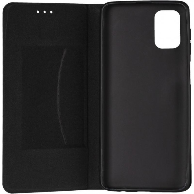 Book Cover Leather Gelius New for Samsung M515 (M51) Black