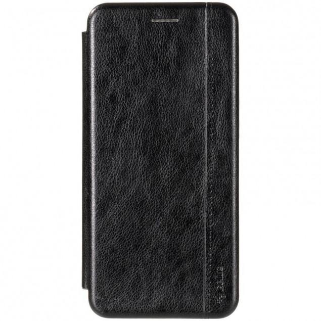 Book Cover Leather Gelius for Xiaomi Redmi Note 9 Black