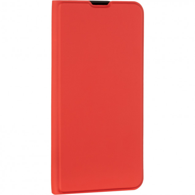 Book Cover Gelius Shell Case for Xiaomi Redmi 9T Red