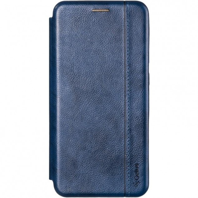 Book Cover Leather Gelius for Samsung A115 (A11)/M115 (M11) Blue