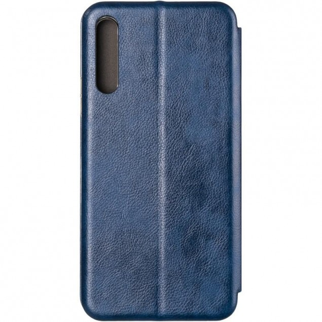 Book Cover Leather Gelius for Huawei P Smart Pro Blue