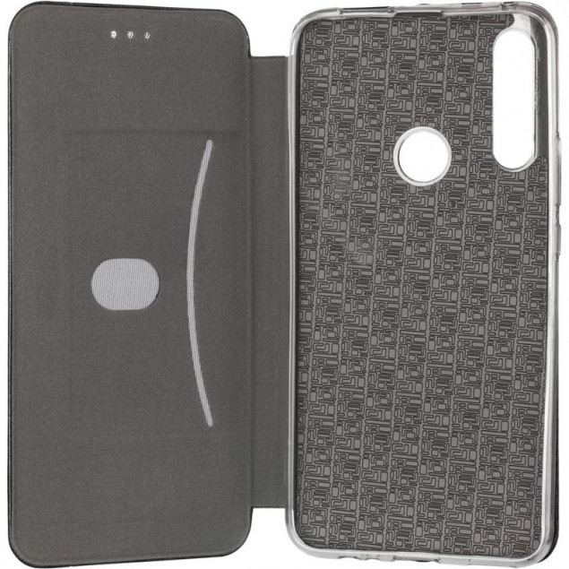 Book Cover Leather Gelius for Huawei P Smart Z Black