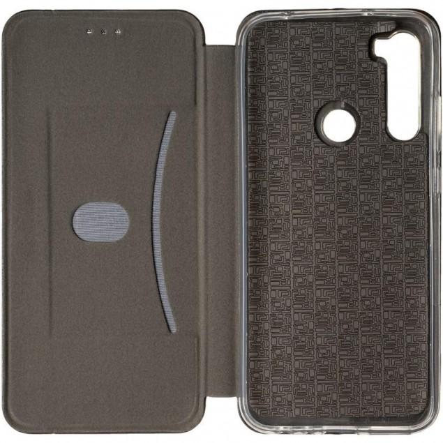 Book Cover Leather Gelius for Xiaomi Redmi Note 8t Black