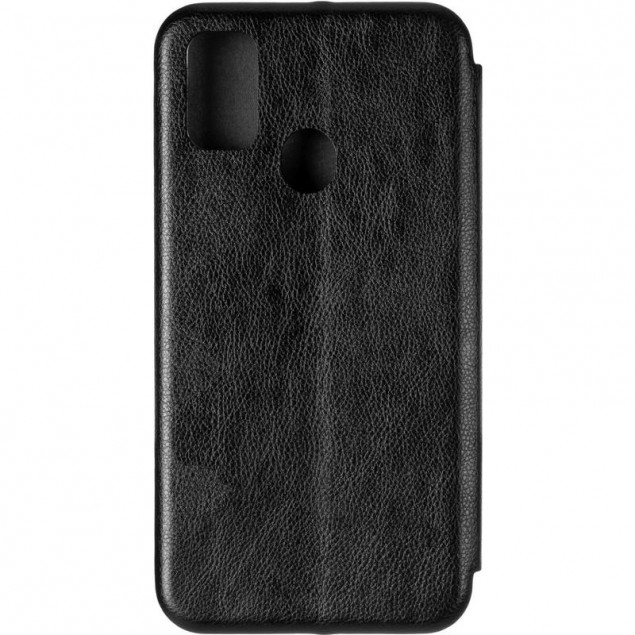 Book Cover Leather Gelius for Samsung M307 (M30s)/M215 (M21) Black