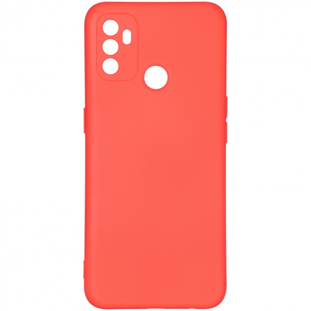 Full Soft Case for Oppo A54 Red