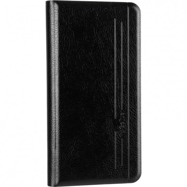 Book Cover Leather Gelius New for Huawei Y5 (2018) Black