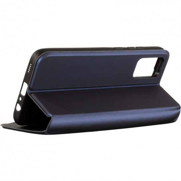 Book Cover Gelius Shell Case for Samsung A025 (A02s) Blue