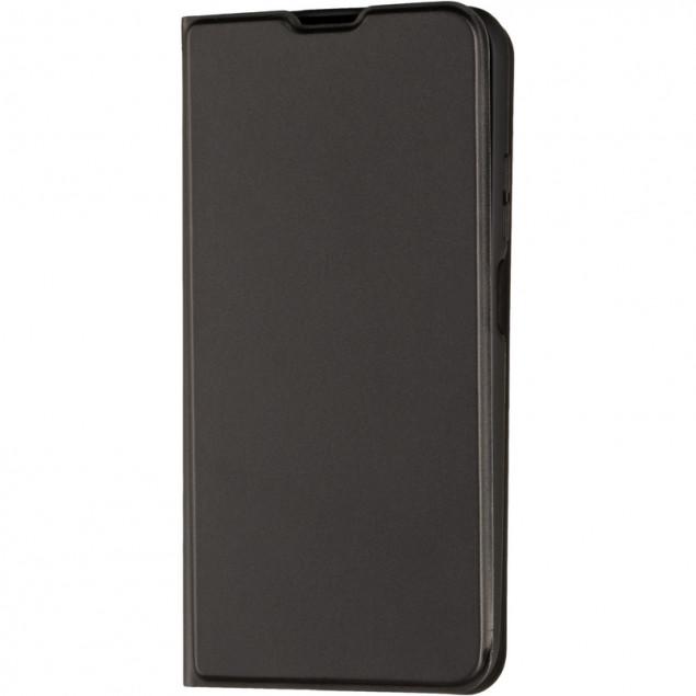 Book Cover Gelius Shell Case for Oppo Reno 5Lite Black