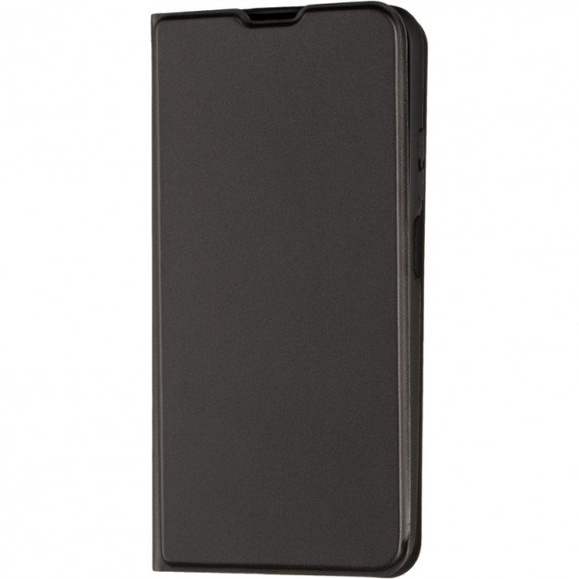 Book Cover Gelius Shell Case for Nokia 3.4 Black
