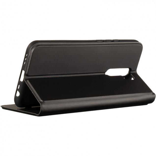 Book Cover Gelius Shell Case for Xiaomi Redmi 9 Black