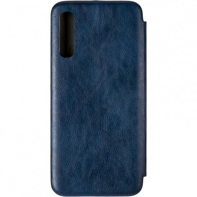 Book Cover Leather Gelius for Samsung A307 (A30s) Blue