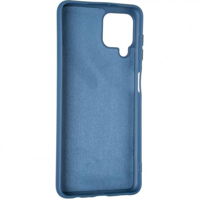Full Soft Case for Samsung A225 (A22)/M325 (M32) Dark Blue