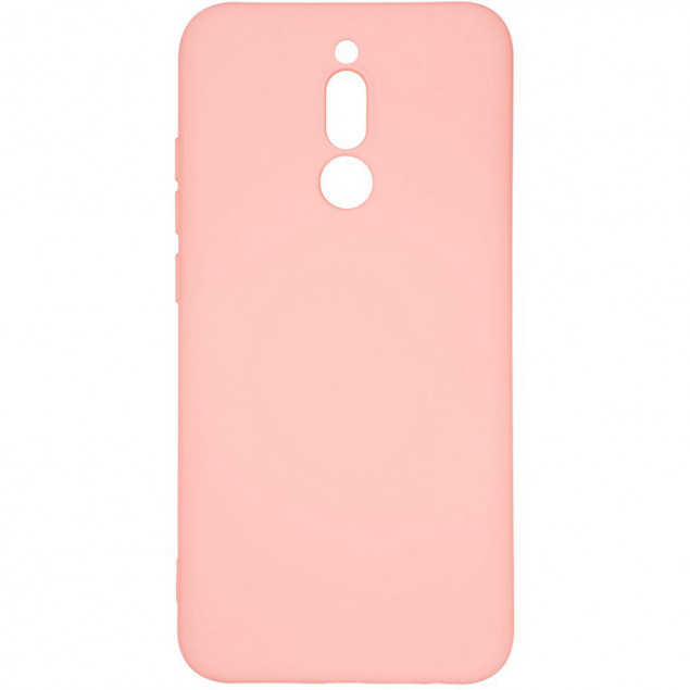 Full Soft Case for Samsung A022 (A02) Pink