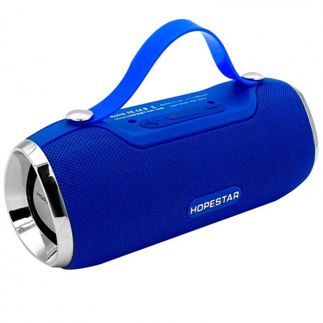 Bluetooth Колонка Hopestar H40 Dark Blue