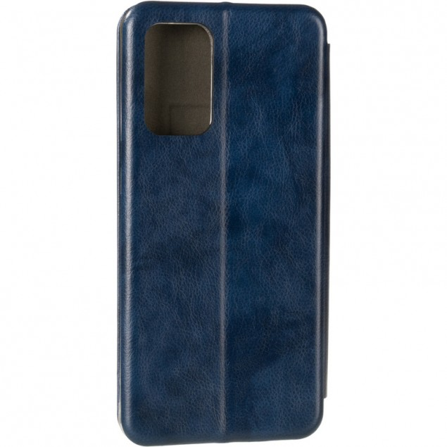 Book Cover Leather Gelius for Samsung A725 (A72) Blue