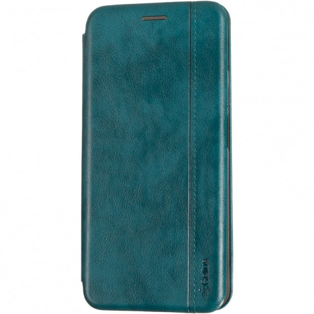 Book Cover Leather Gelius for Xiaomi Redmi 9t Green