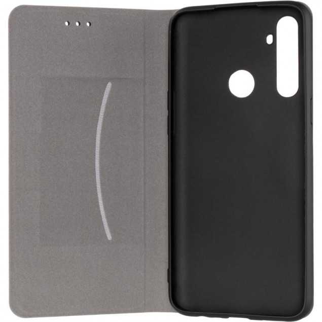 Book Cover Leather Gelius New for Realme C3 Red