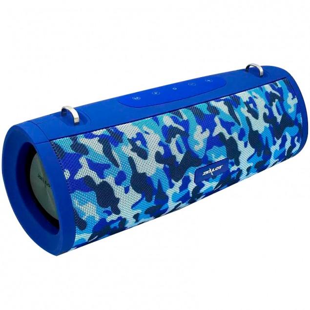 Bluetooth Колонка Zealot S39 Blue Camouflage