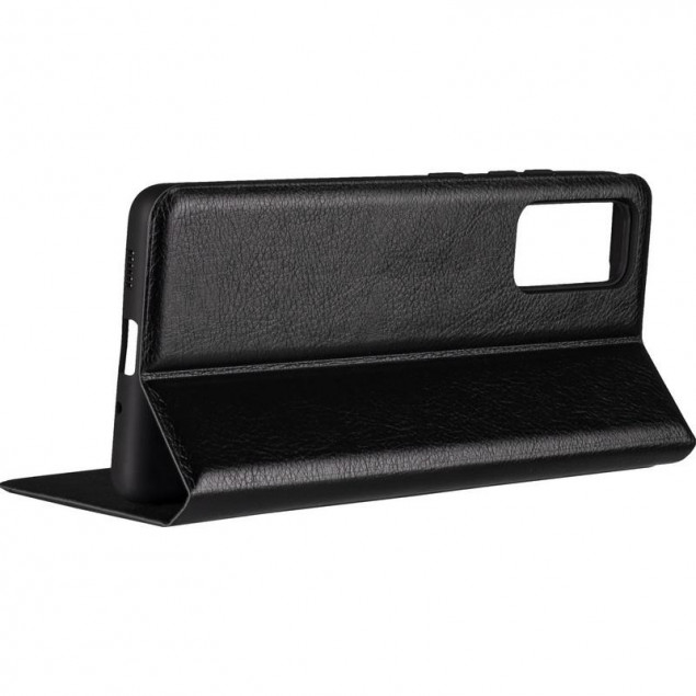 Book Cover Leather Gelius New for Samsung G780 (S20 FE) Black