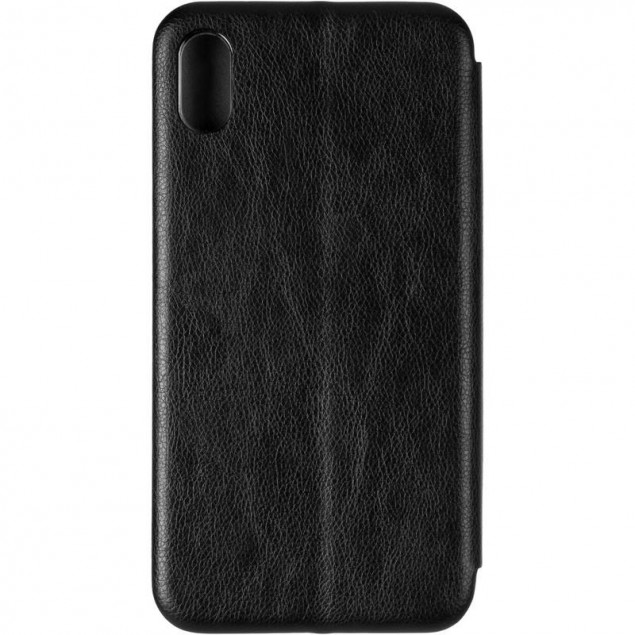 Book Cover Leather Gelius for iPhone XS Max Black