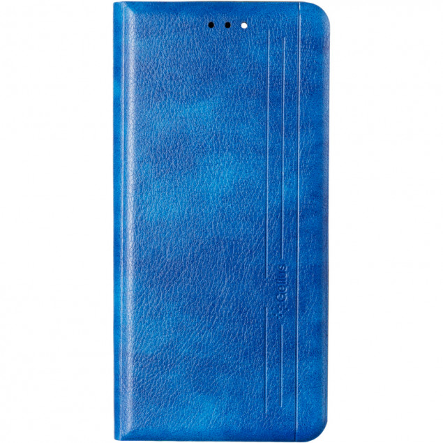 Book Cover Leather Gelius New for Samsung A225 (A22)/M325 (M32) Blue