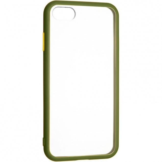 Gelius Bumper Case for iPhone 7/8 Green