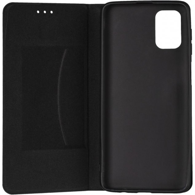 Book Cover Leather Gelius New for Nokia 2.4 Black